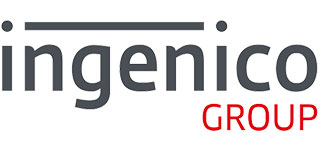 Logo for Ingenico