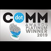 Award - Dotcom Platinum