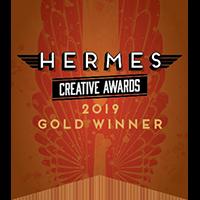 Award - Hermes Gold