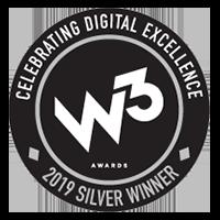 Award - W3 Silver
