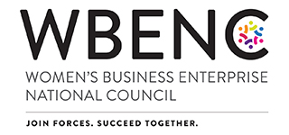 Logo for WBENC: Women's Business Enterprise National Council