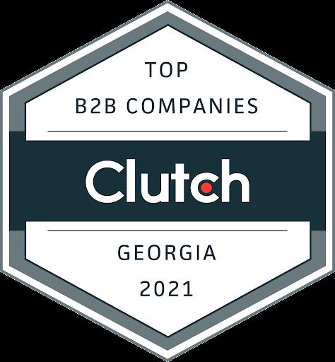 Clutch Top B2B Companies Georgia 2021